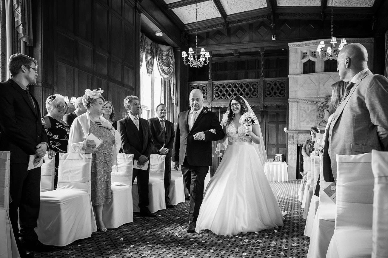 Tylney Hall Photography Wedding 7