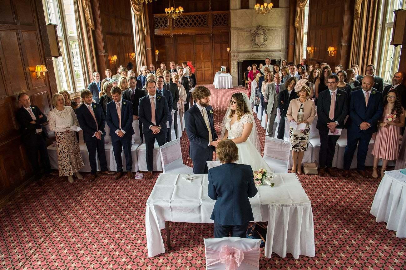Tylney Hall Wedding