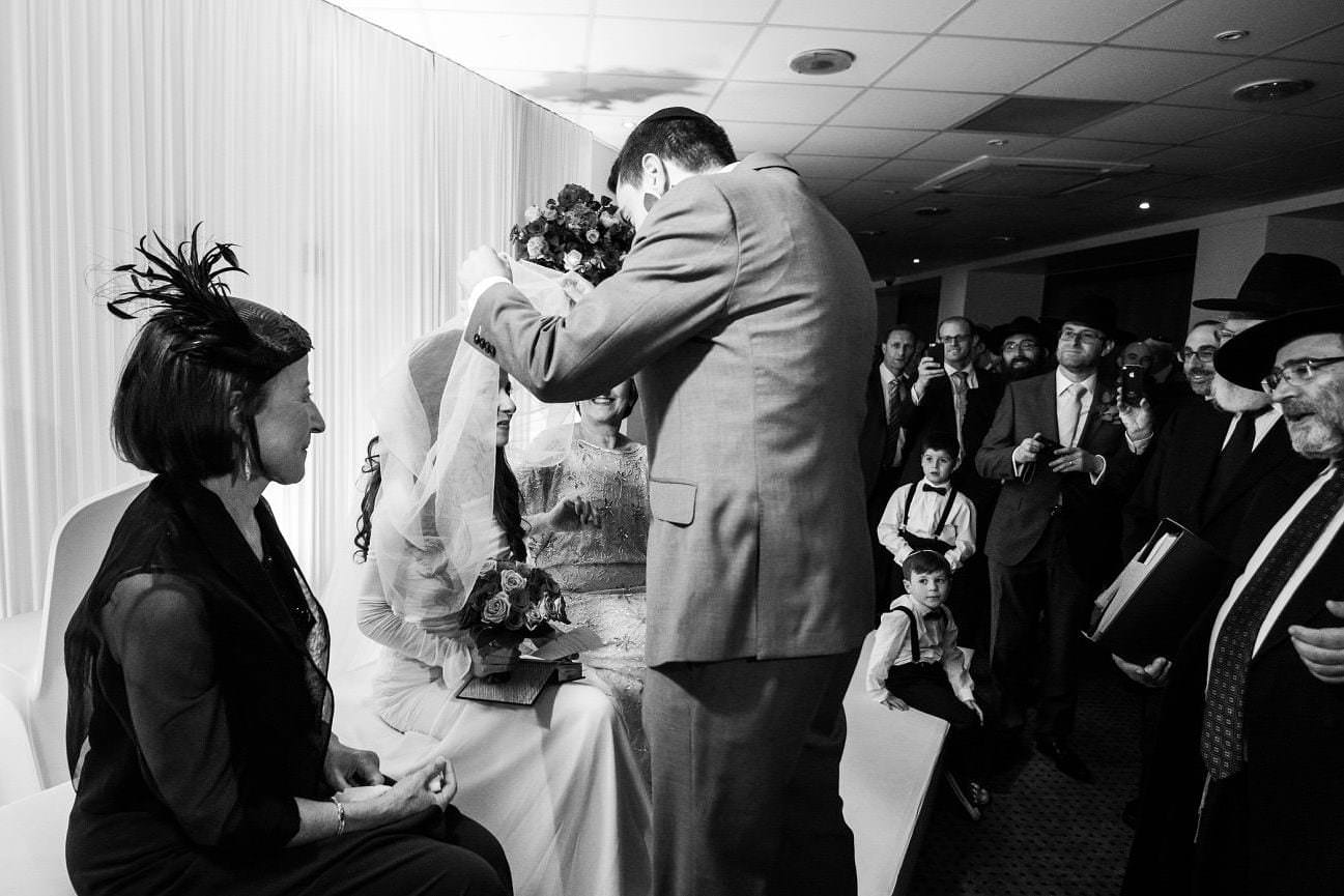 Kinloss Synagogue Wedding 5