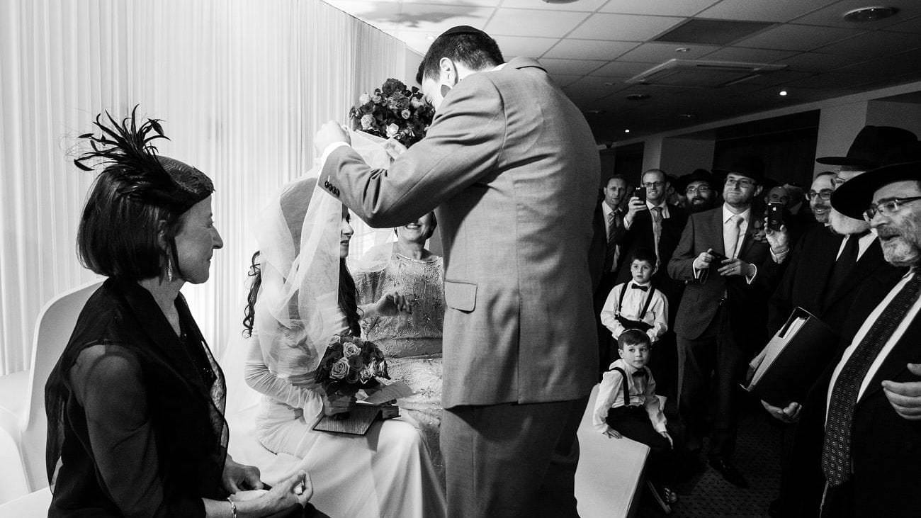 Kinloss Synagogue Wedding 56