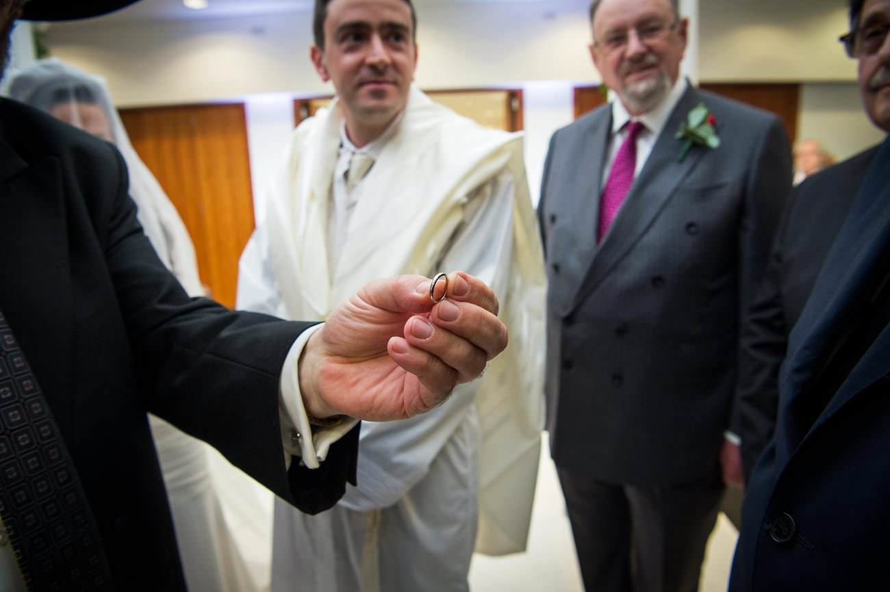 Kinloss Synagogue Wedding 7