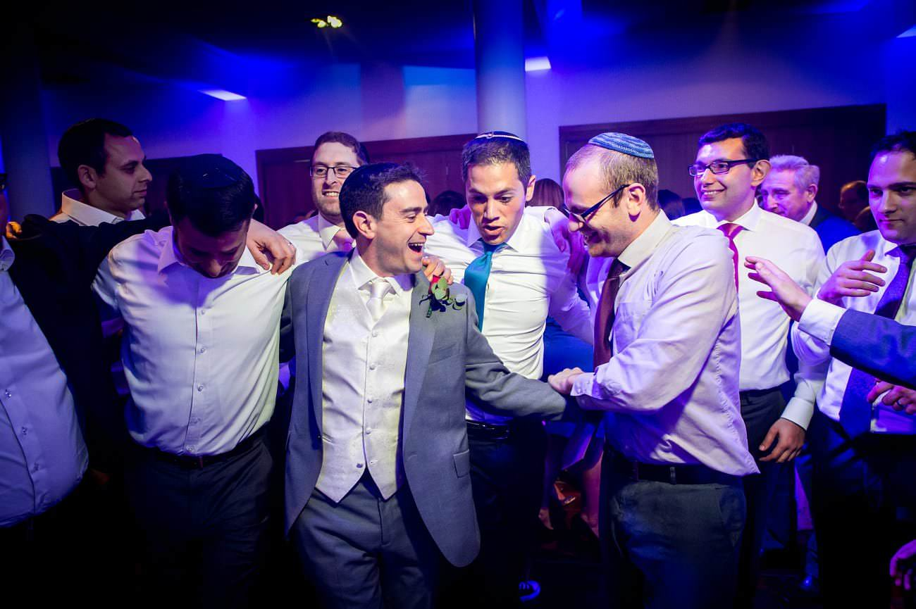 Kinloss Synagogue Wedding 12