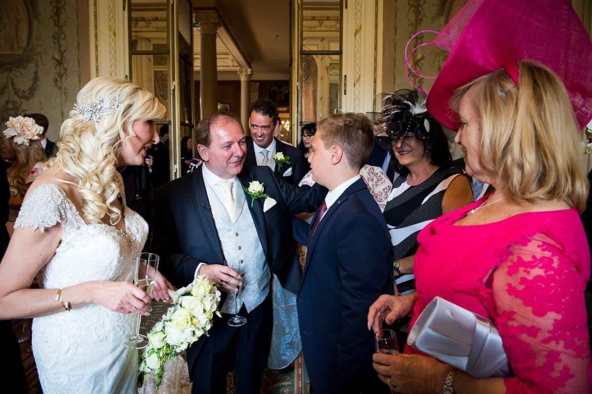 Luton Hoo Wedding Photos