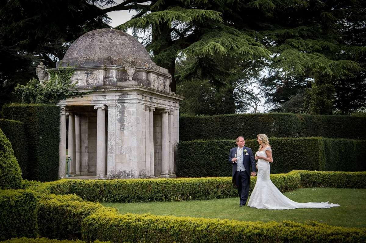 Luton Hoo Wedding Photography 6