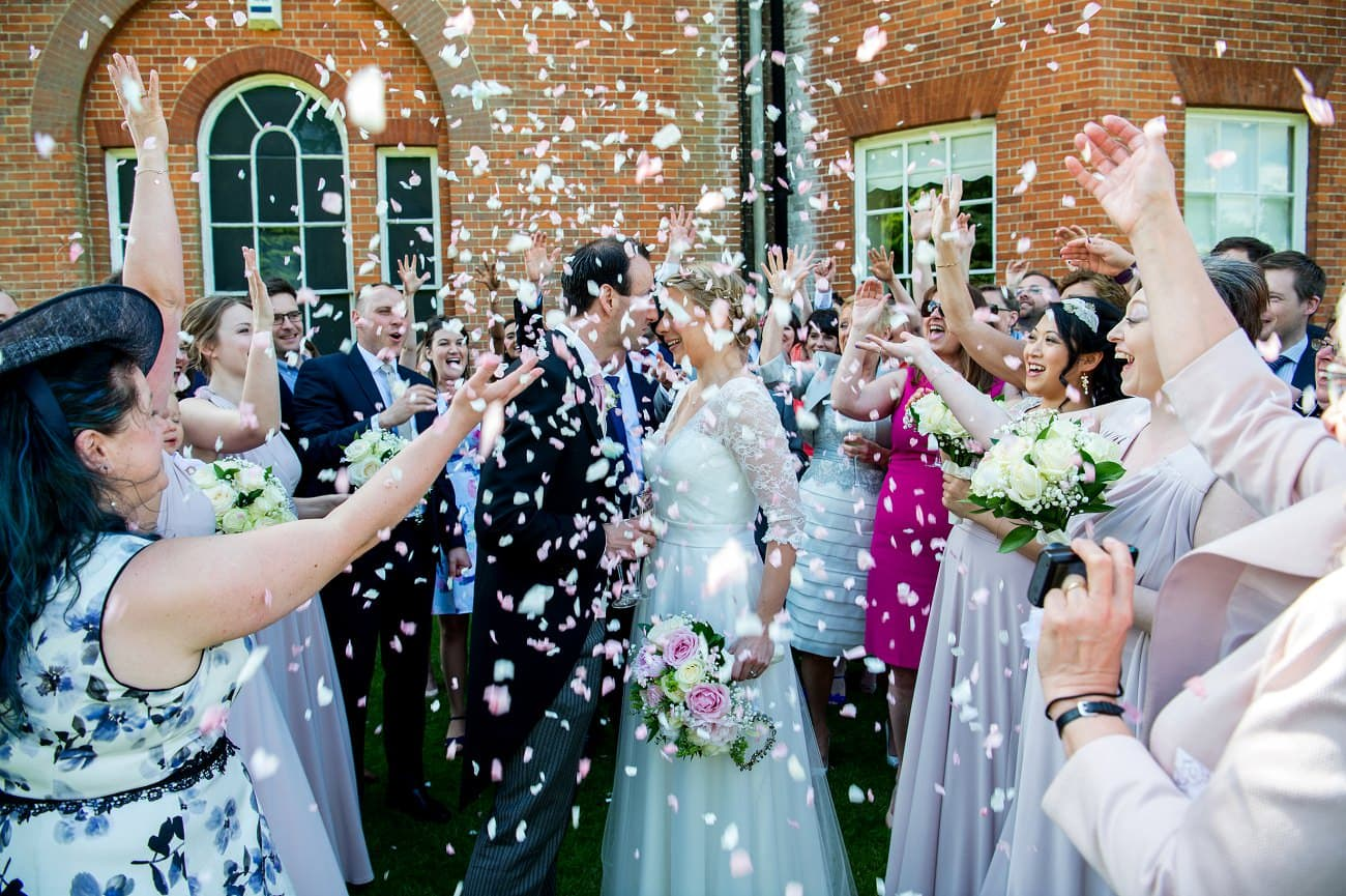 Brocket Hall a quintessentially English Wedding 9