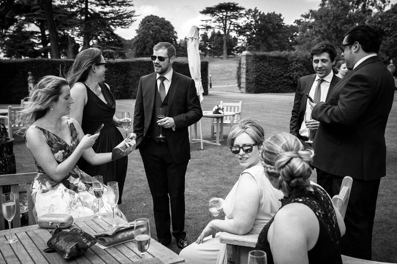Brocket Hall a quintessentially English Wedding 12