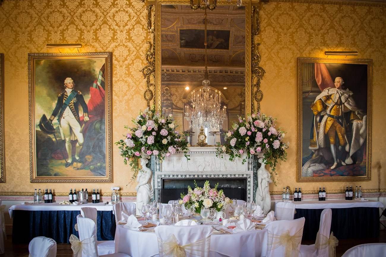 Brocket Hall a quintessentially English Wedding 15