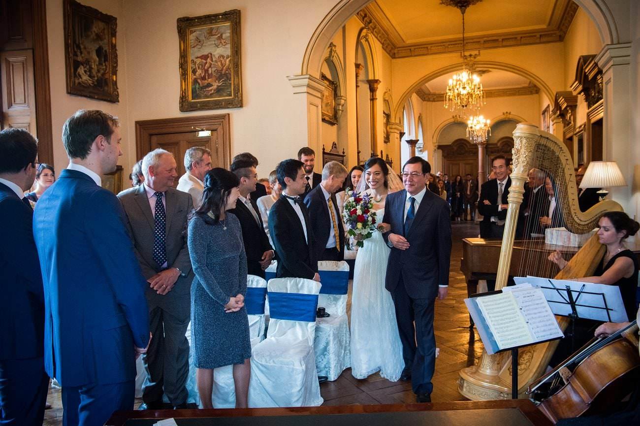 Orchardleigh House Wedding Venue 4