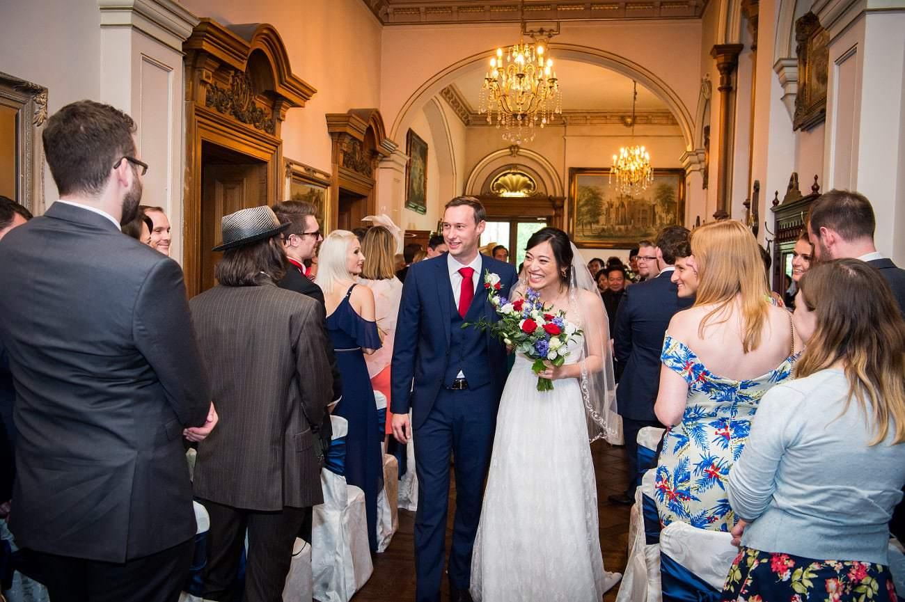Orchardleigh House Wedding Venue 7
