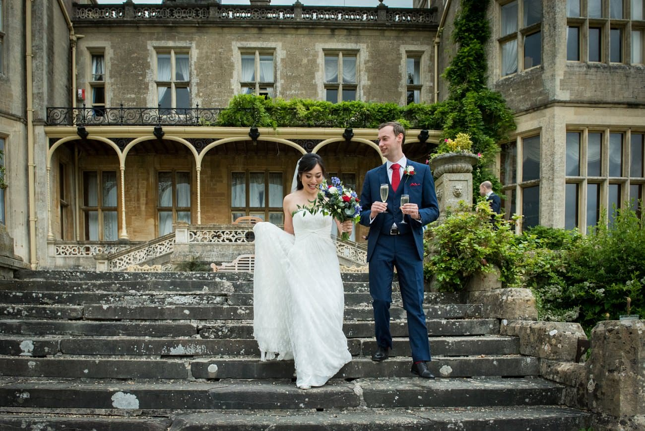 Orchardleigh House Wedding Venue 8