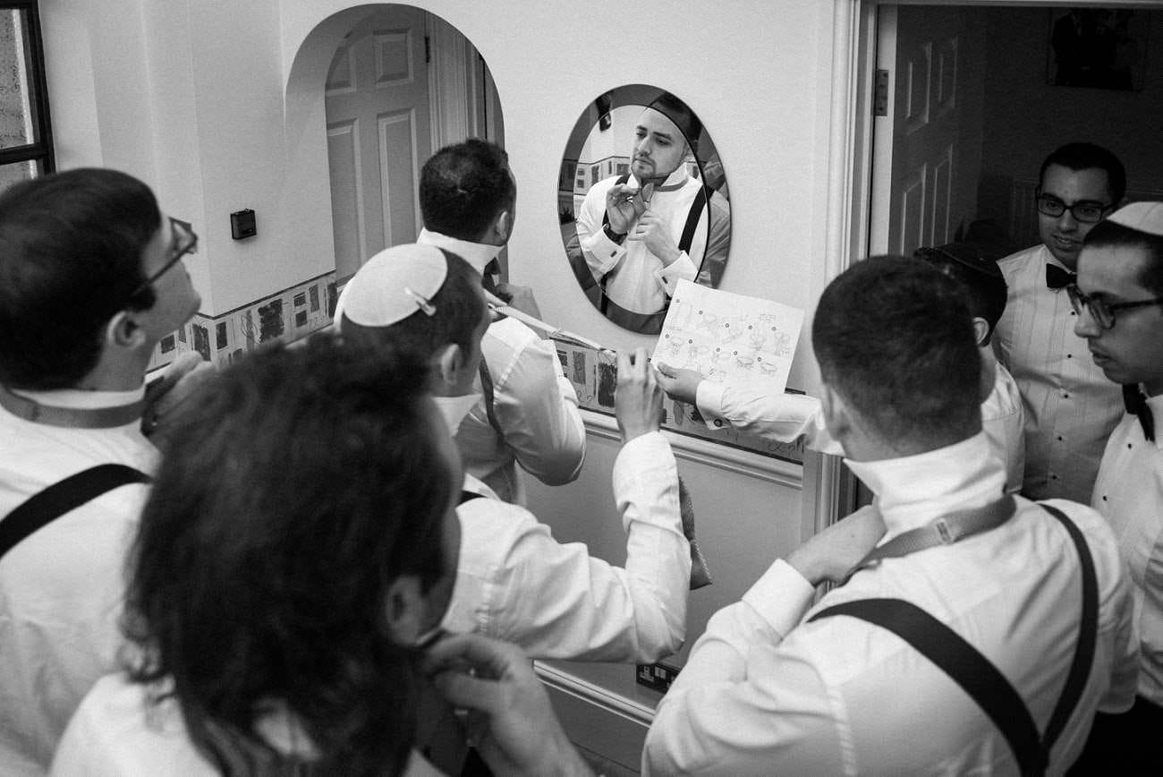 Kinloss Synagogue Wedding -Hope and Daniel 5