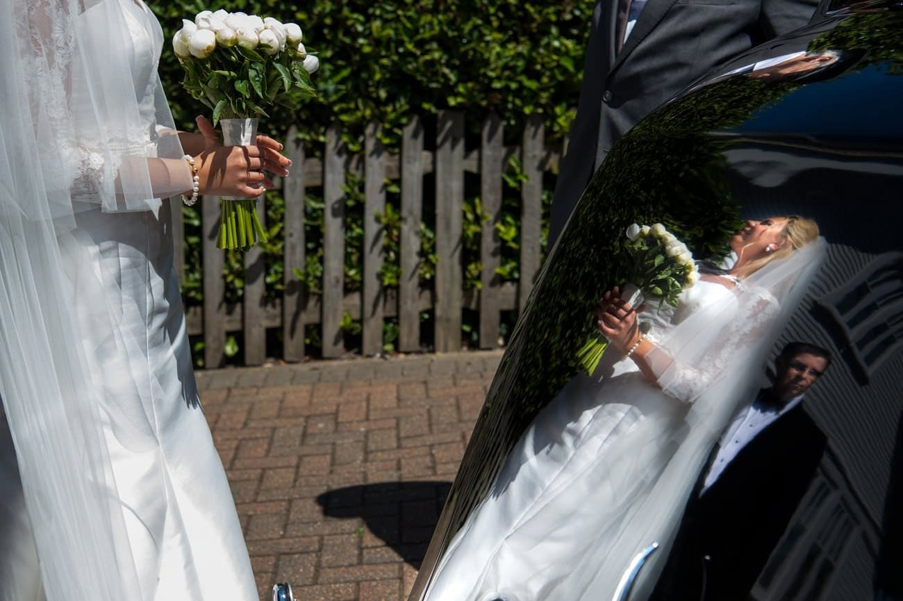 Kinloss Synagogue Wedding -Hope and Daniel 11