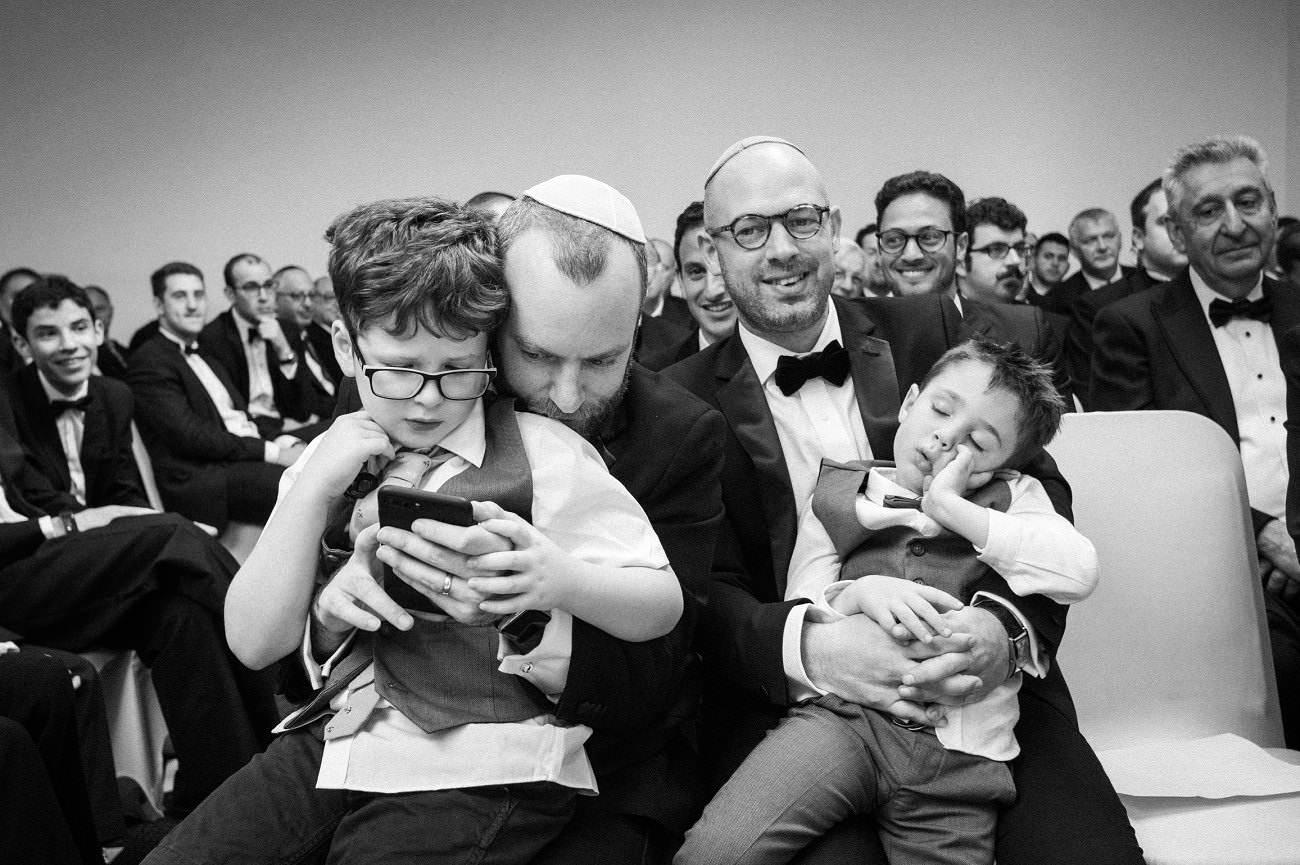 Kinloss Synagogue Wedding -Hope and Daniel 8
