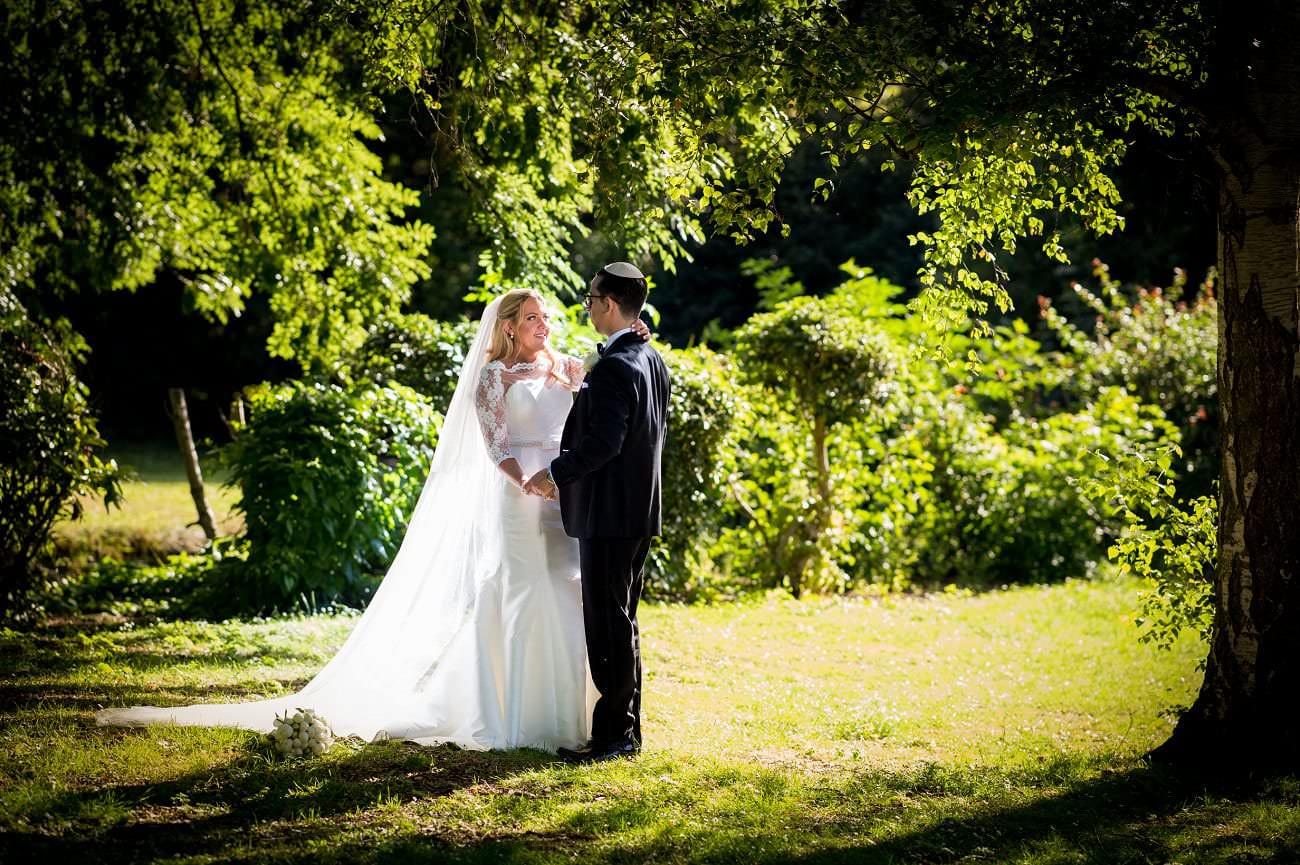 Kinloss Synagogue Wedding -Hope and Daniel 12