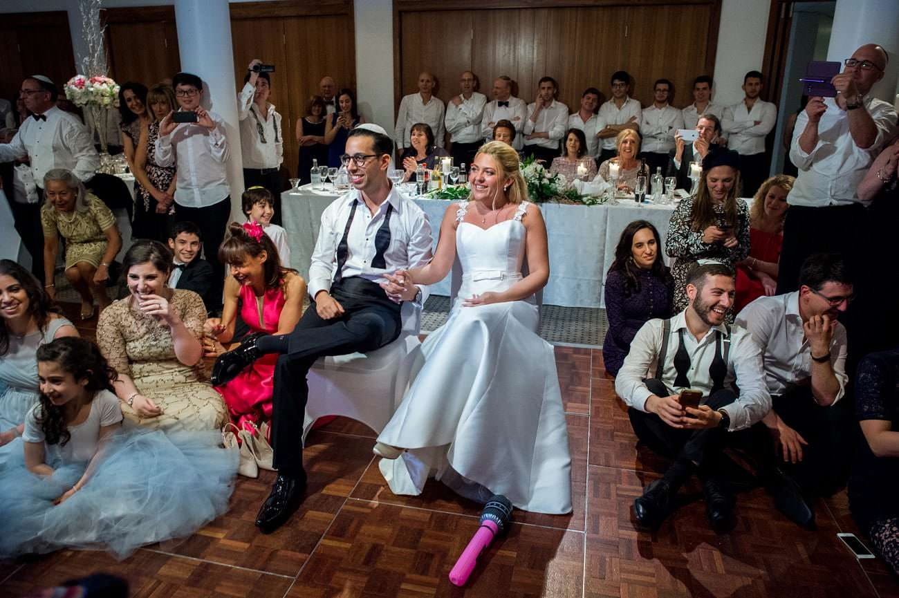 Kinloss Synagogue Wedding -Hope and Daniel 13