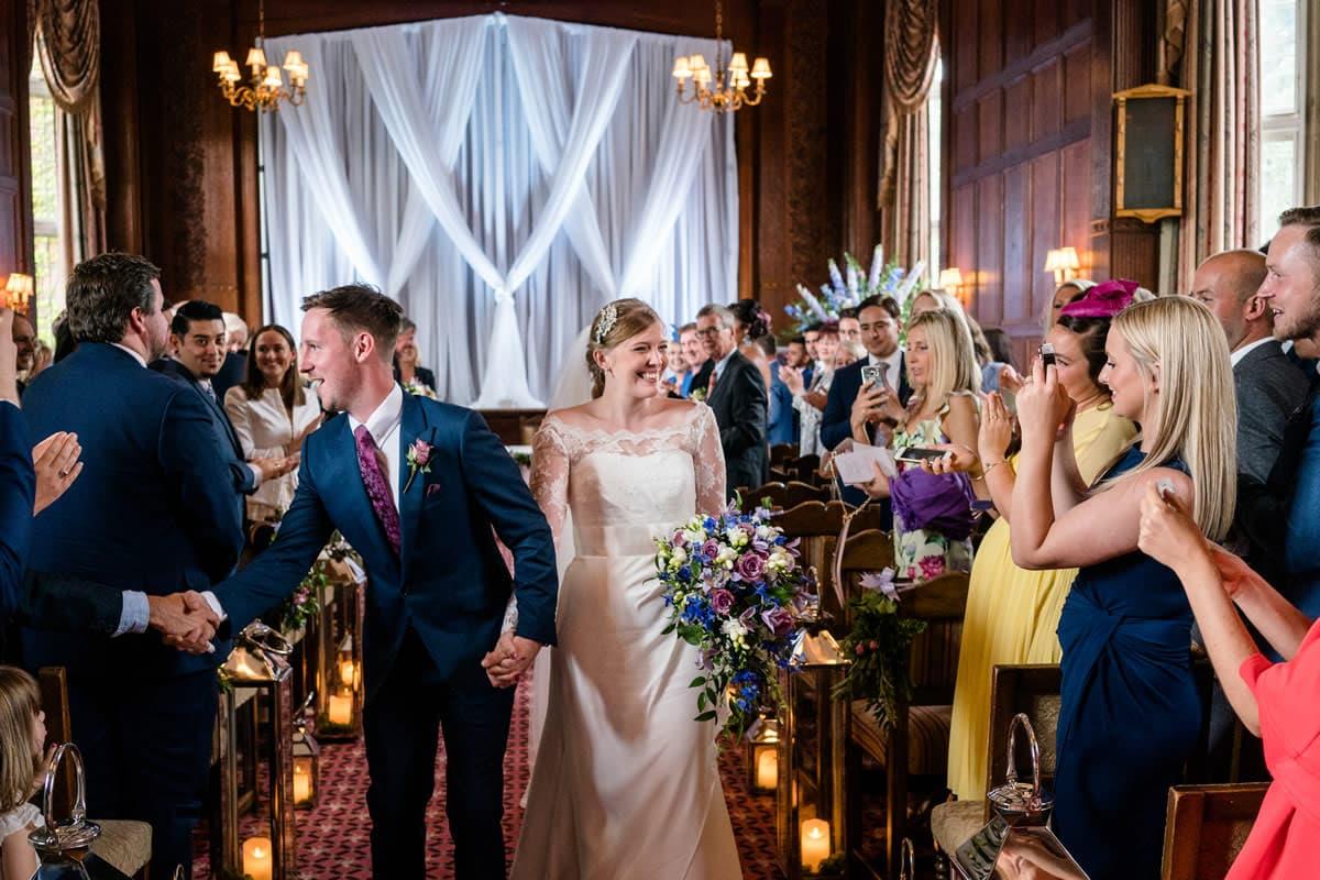 Hampshire wedding photographers