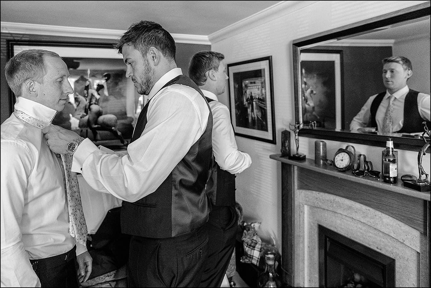 Tudor Barn Wedding Photography 7