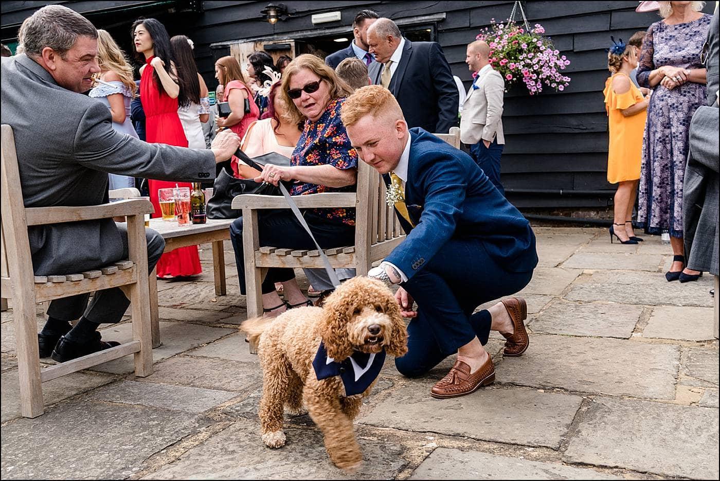 Tudor Barn Wedding Photography 13