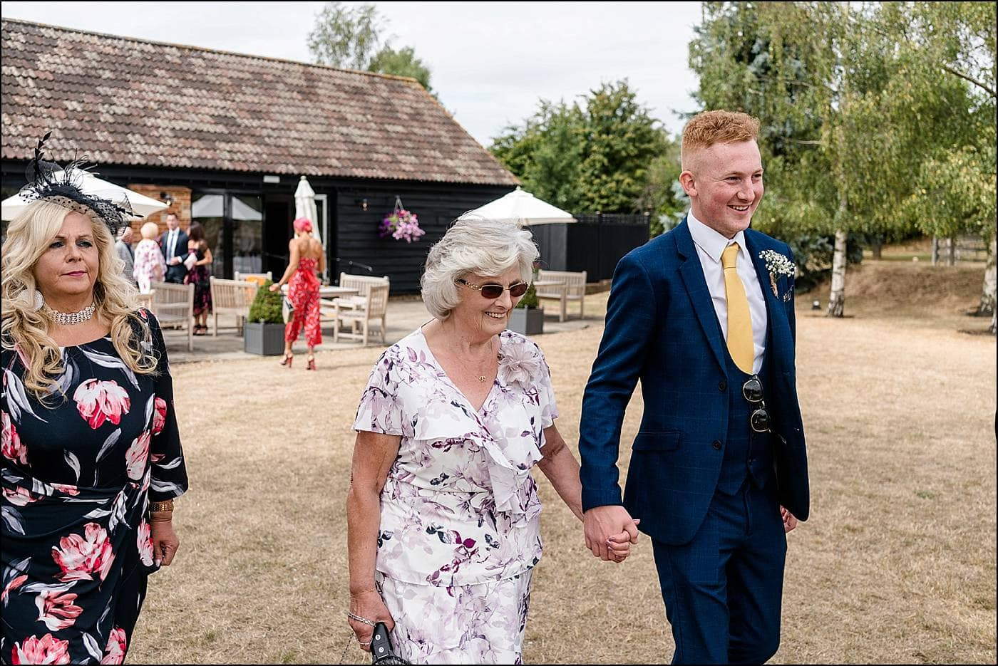 Tudor Barn Wedding Photography 11