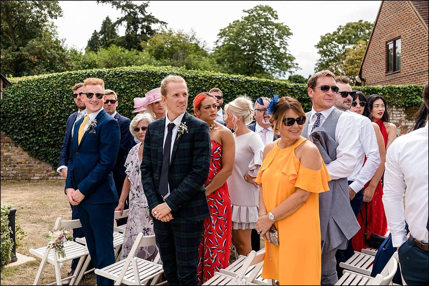 Tudor Barn Wedding Photography 18