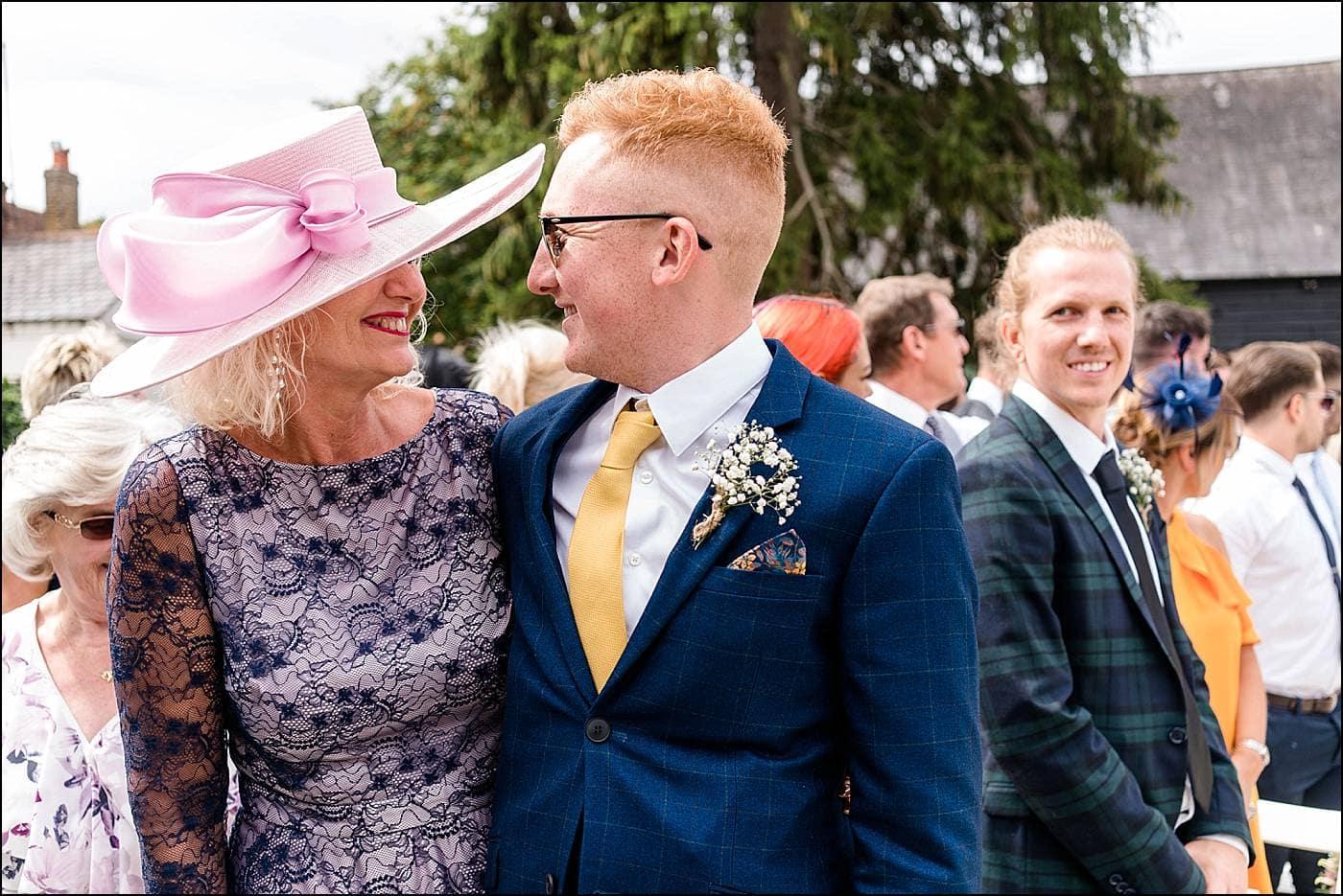 Tudor Barn Wedding Photography 20