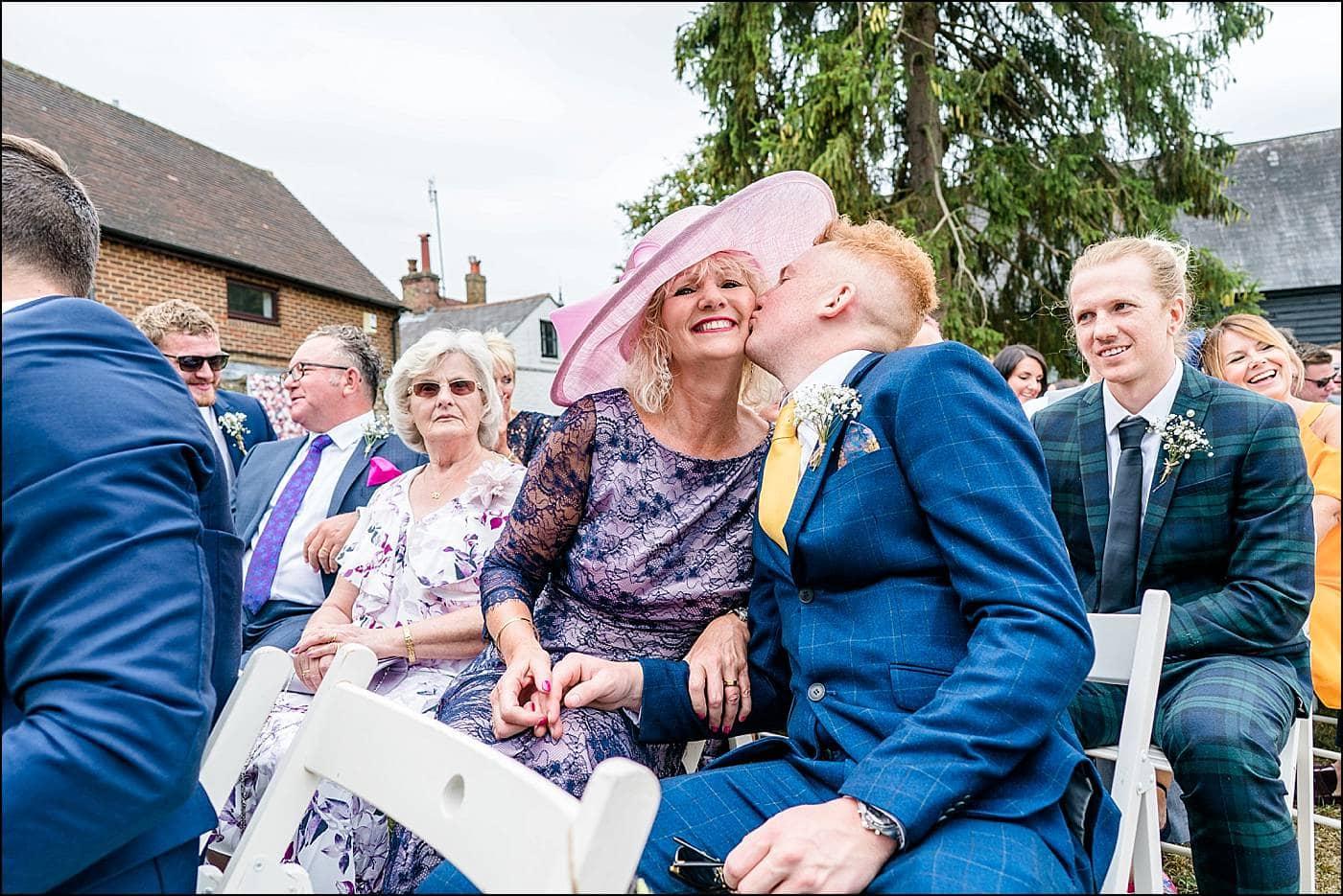 Tudor Barn Wedding Photography 32