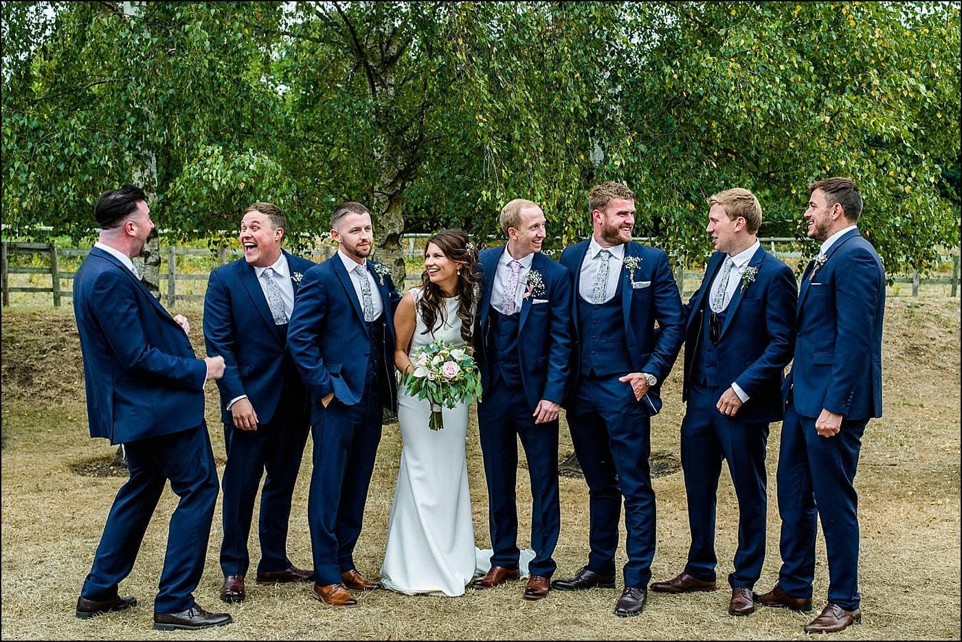 Tudor Barn Wedding Photography 41