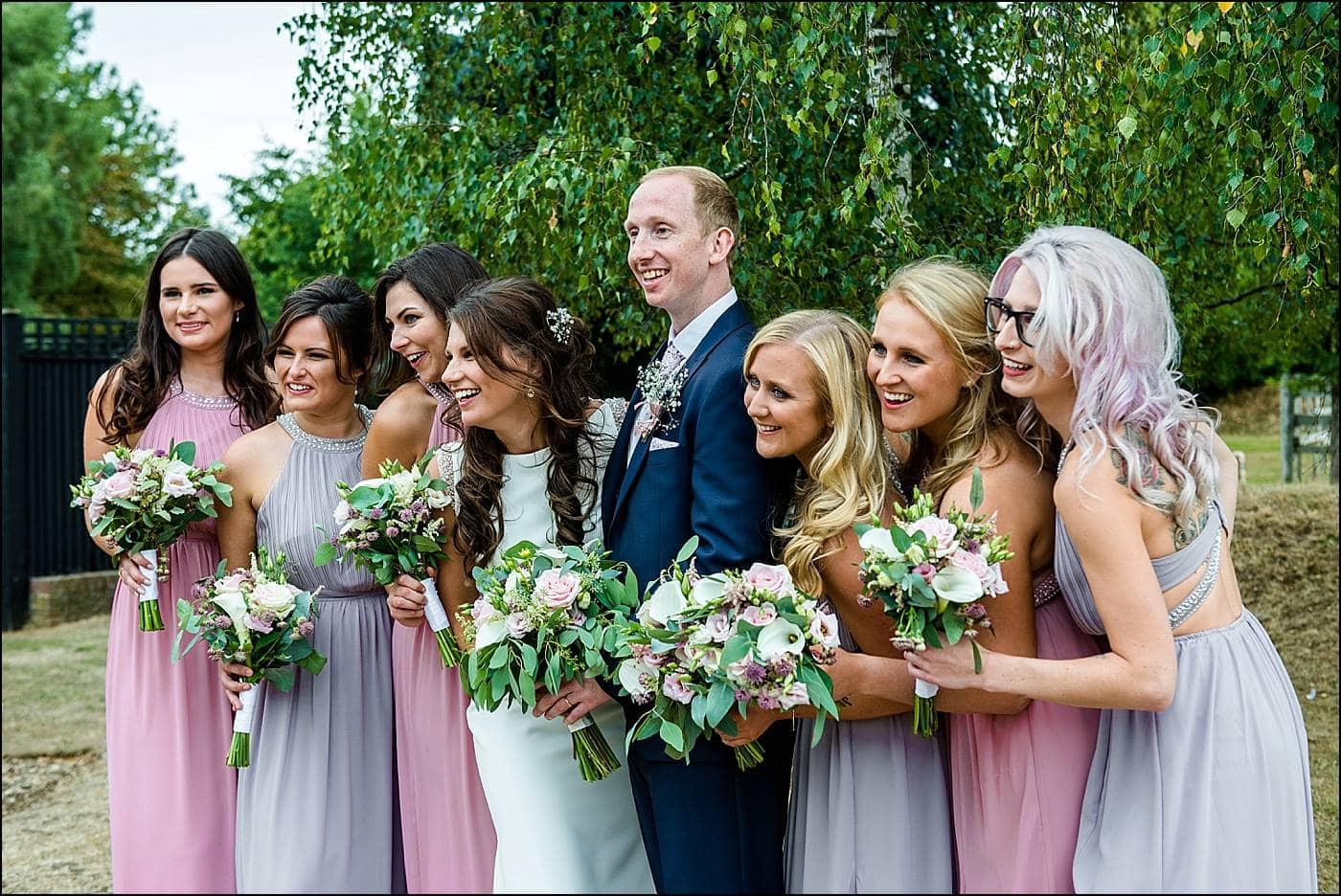 Tudor Barn Wedding Photography 44