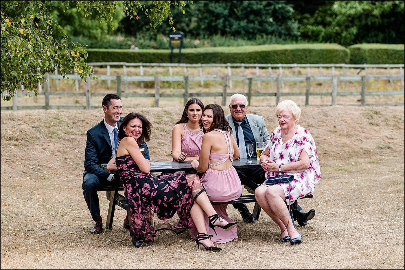 Tudor Barn Wedding Photography 47
