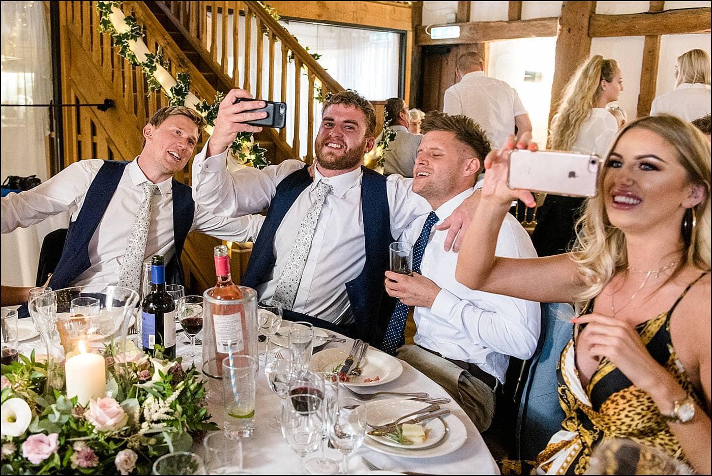 Tudor Barn Wedding Photography 55