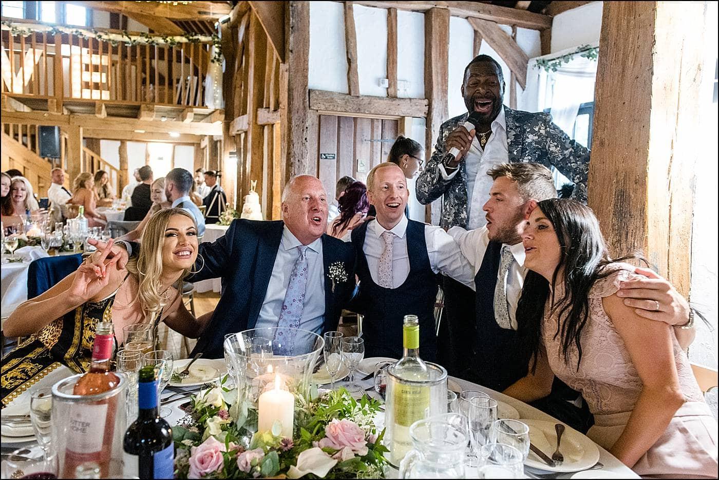 Tudor Barn Wedding Photography 56