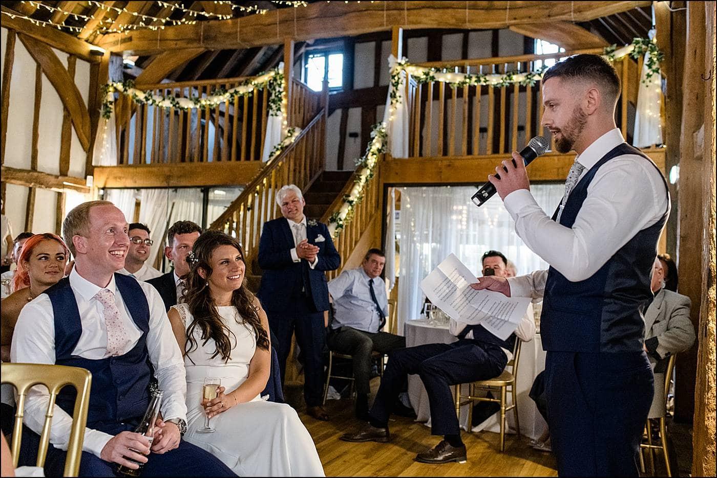 Tudor Barn Wedding Photography 60