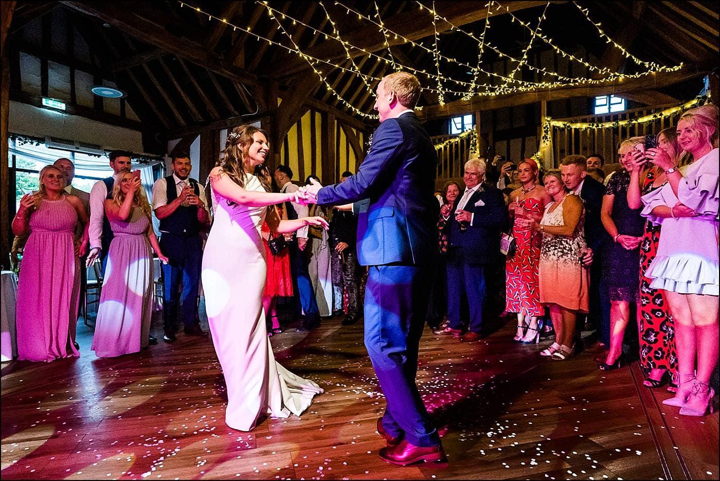 Tudor Barn Wedding Photography 64