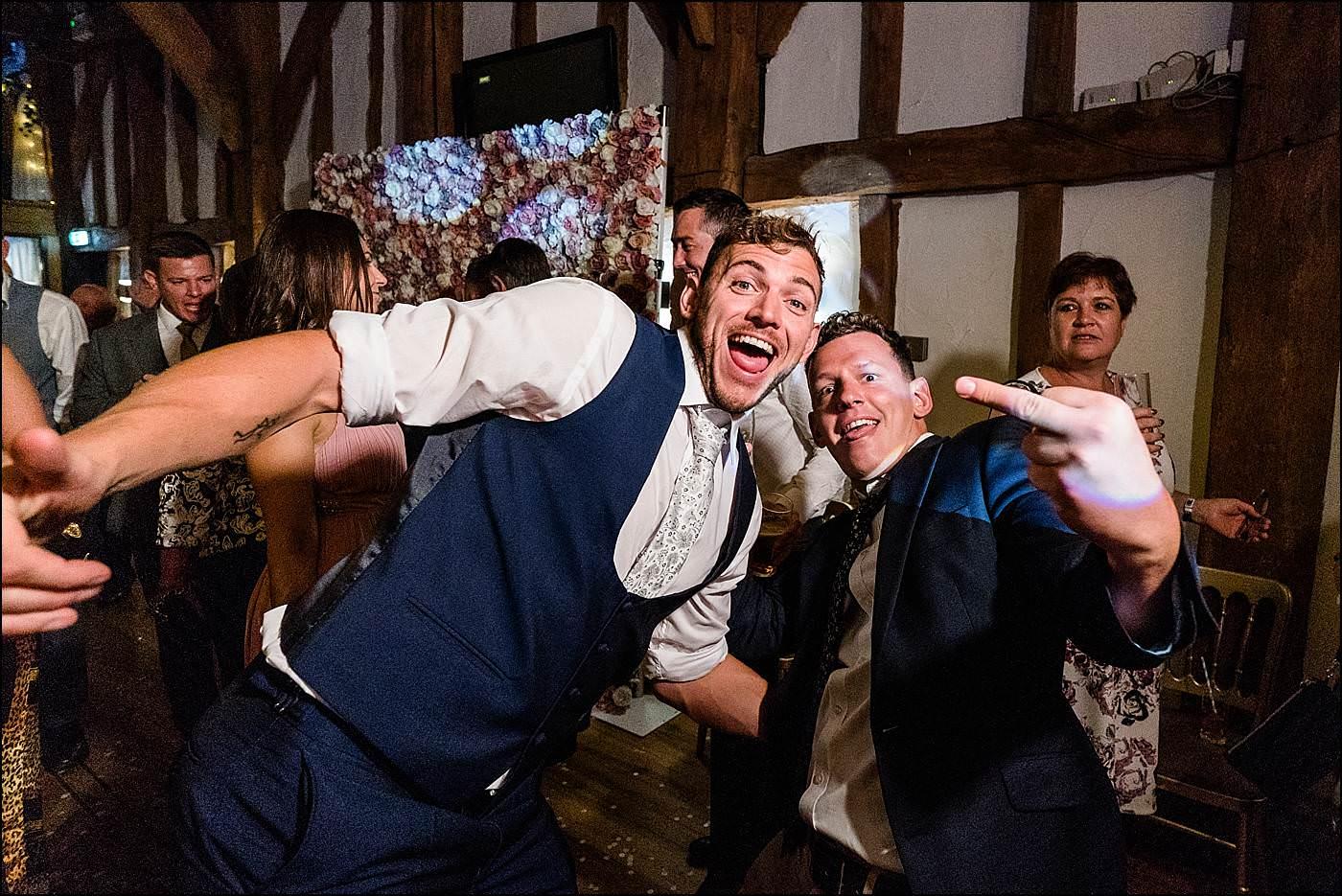 Tudor Barn Wedding Photography 71