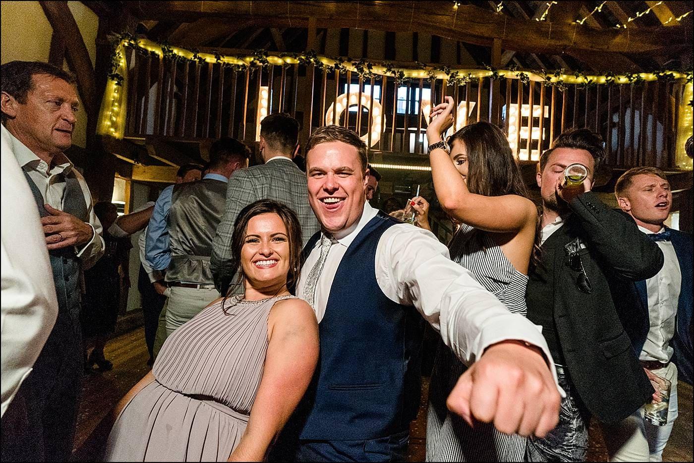 Tudor Barn Wedding Photography 74