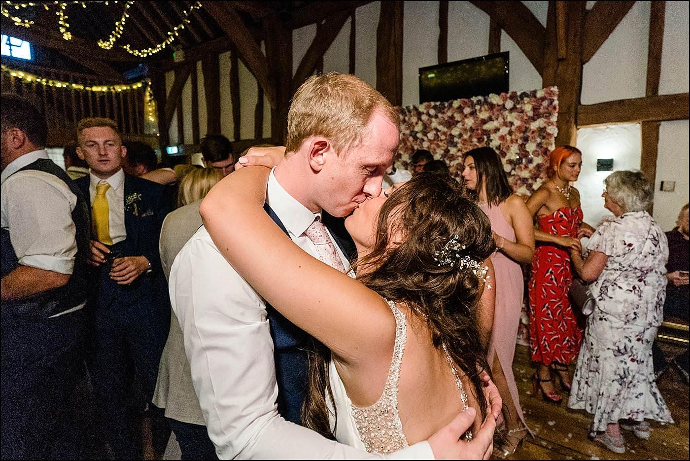Tudor Barn Wedding Photography 76