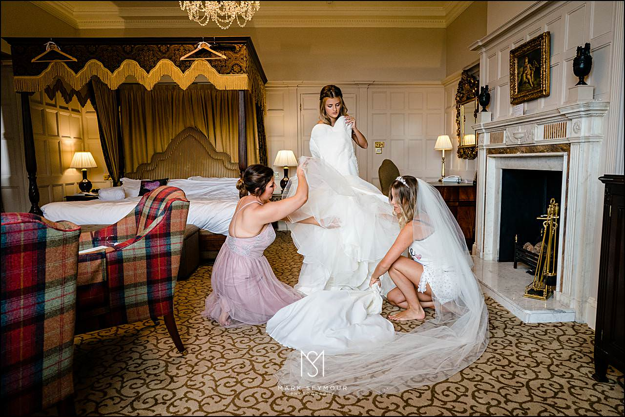 Wedding Photography at Danesfield House 10