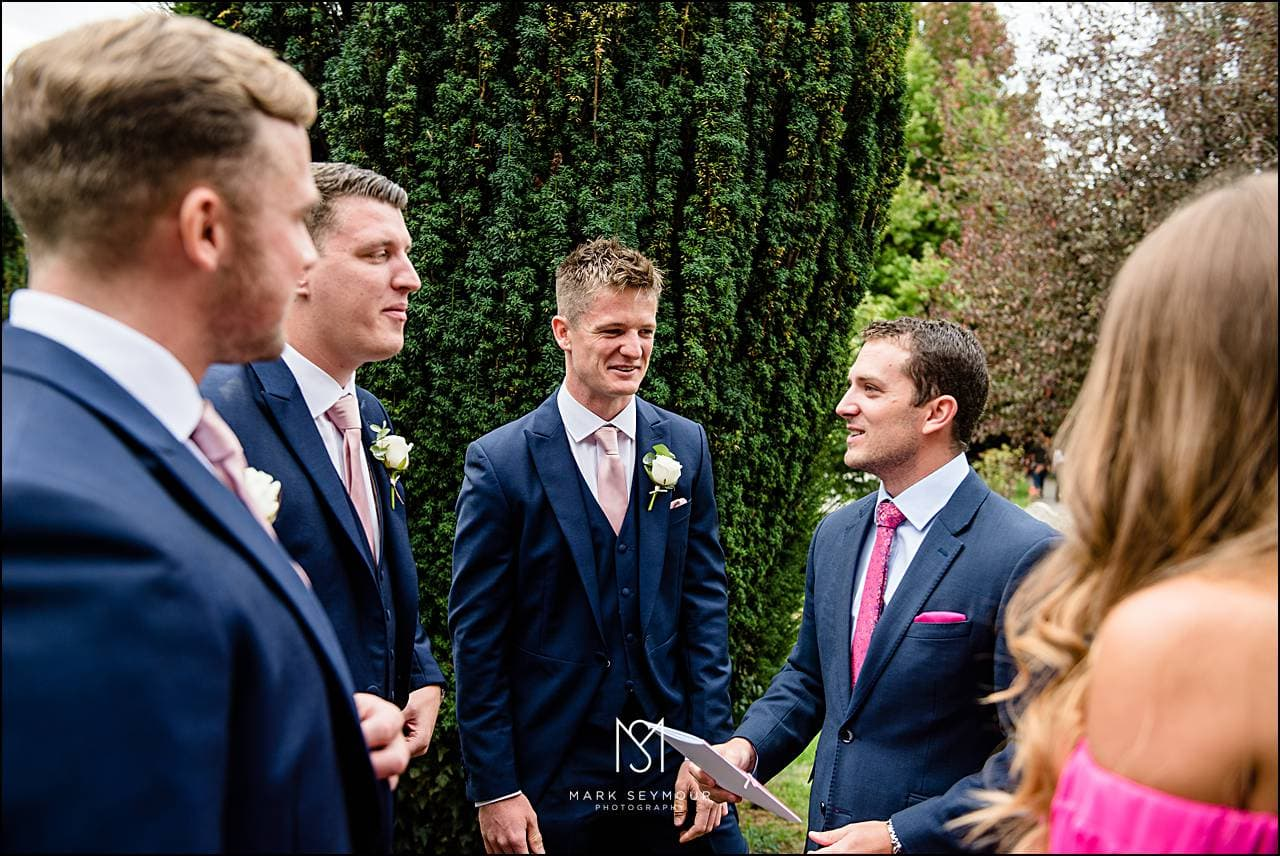 Wedding Photography at Danesfield House 27