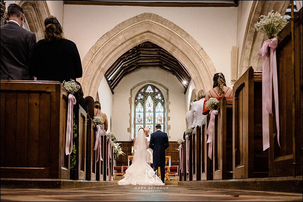Holy Trinity Cookham wedding
