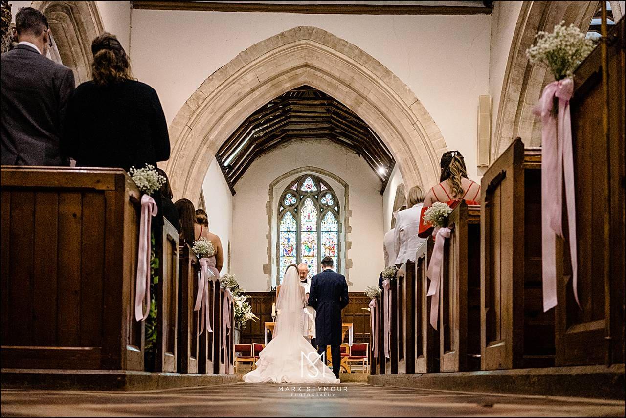 Holy Trinity Cookham wedding