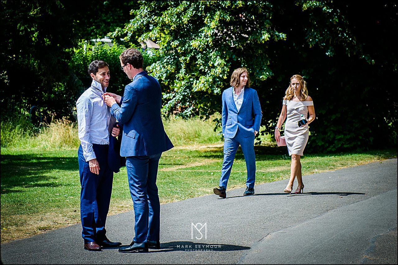 Fulham Palace Wedding Photography 8