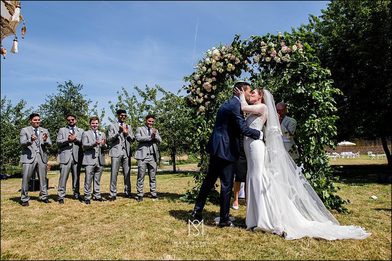 Fulham Palace Wedding Photography 22