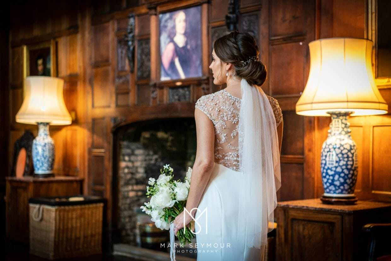 Bride at Hampden Hall