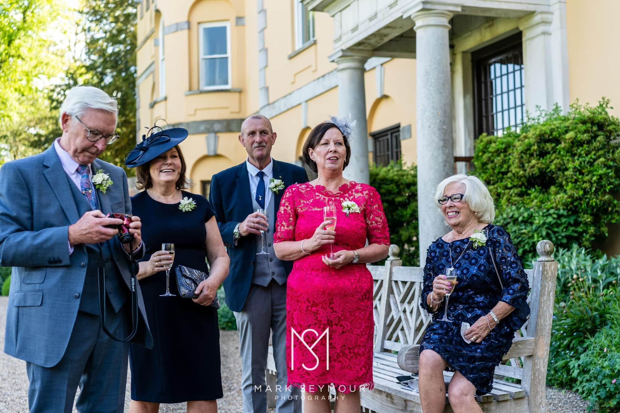Hampden House Wedding Photography - Hannah and Lee's wedding. 12