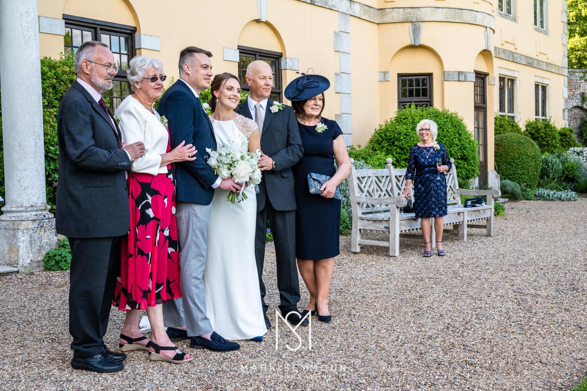Hampden House Wedding Photography - Hannah and Lee's wedding. 14
