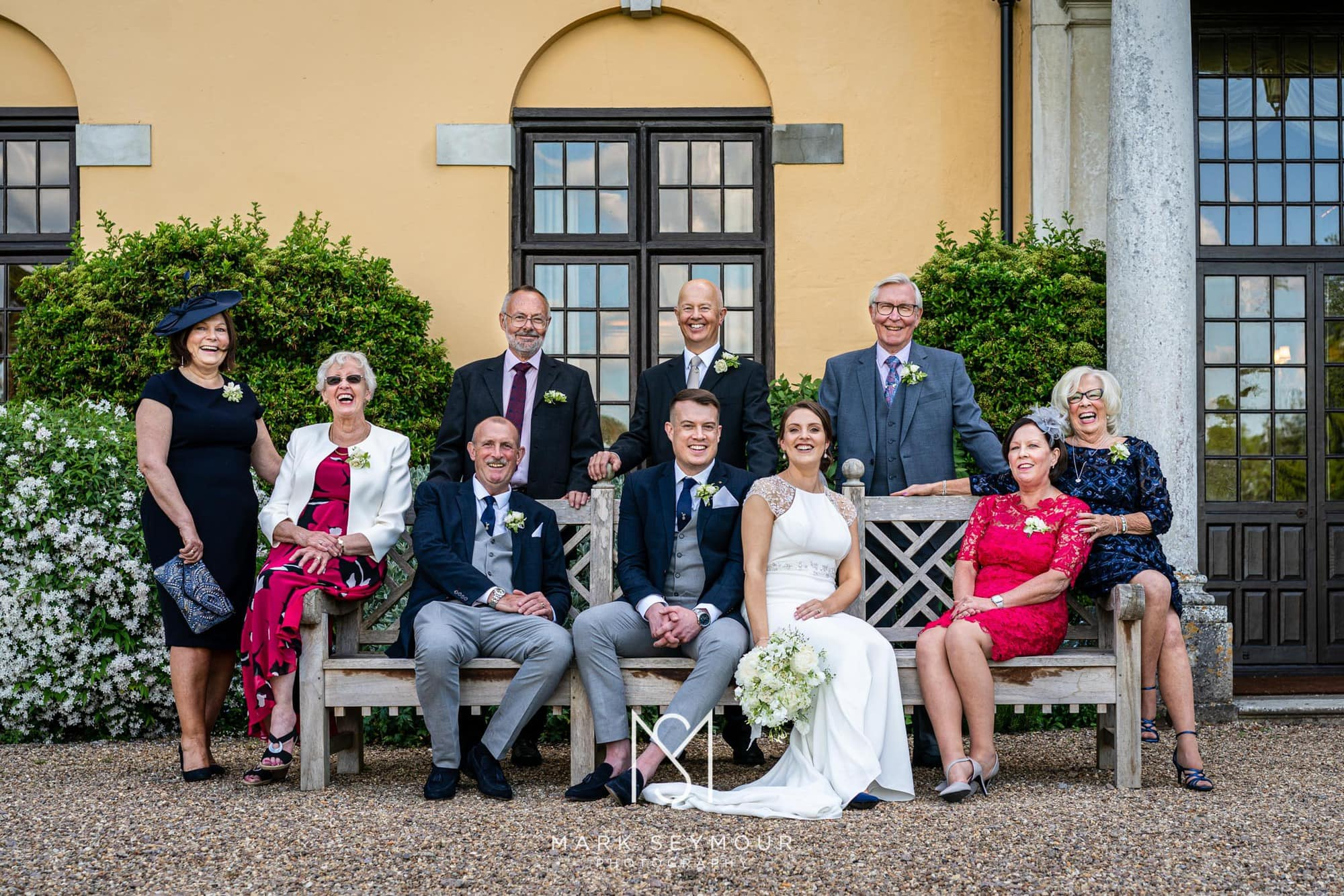 Hampden House Wedding Photography - Hannah and Lee's wedding. 17