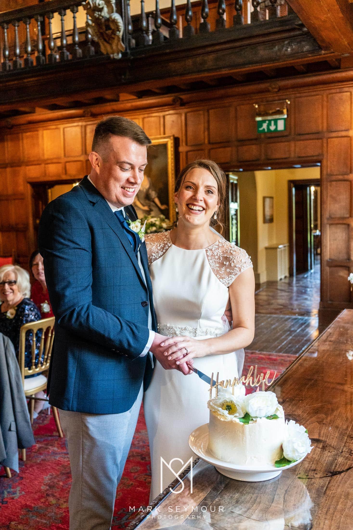 Hampden House Wedding Photography - Hannah and Lee's wedding. 26