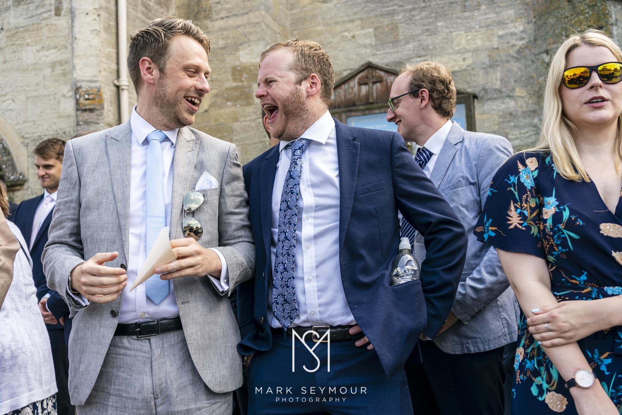 Barnsley House Wedding Photographer - Olivia and James' wedding 9