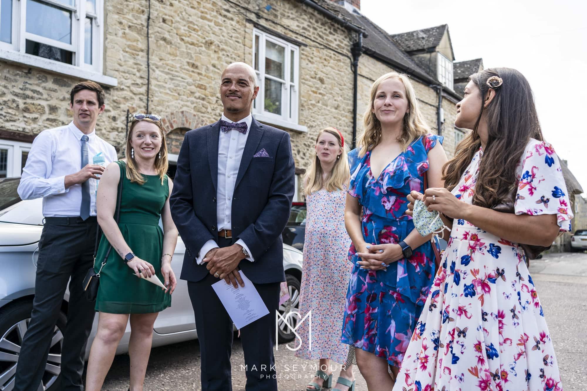 Barnsley House Wedding Photographer - Olivia and James' wedding 10