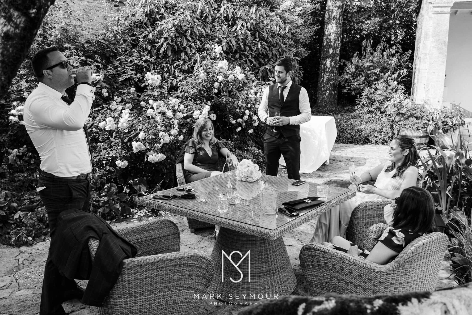 Barnsley House Wedding Photographer - Olivia and James' wedding 15